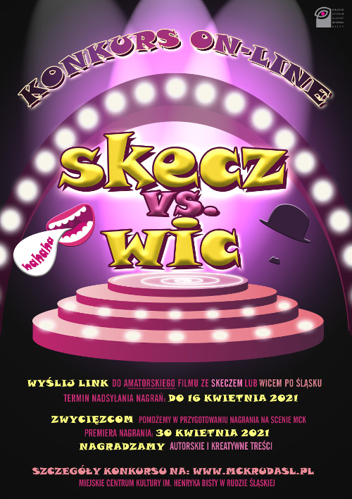 SKECZ vs. WIC – konkurs on-line